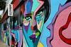 Wynwood Miami (mary j shanahan) Tags: miami art mural museum florida color graffiti painting bright neon wynwood