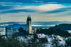 Tihanyi Apátság (Abbey of Tihany) (Hornyák - Kovács Attila) Tags: balaton plattensee tihany abbey apátság hungary veszprém magyarország winter tél jég nikon d5300 tamron eis ungarn