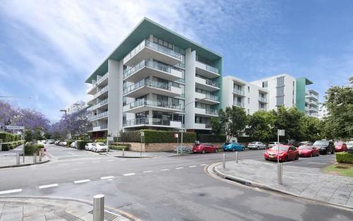 503/2 LEWIS AVENUE, Rhodes NSW 2138