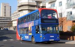 Morebus 1014 - YN06JWJ (Southern England Bus Scene) Tags: southampton goahead gosouthcoast gsc morebus wiltsdorset lymington 1014 yn06jwj