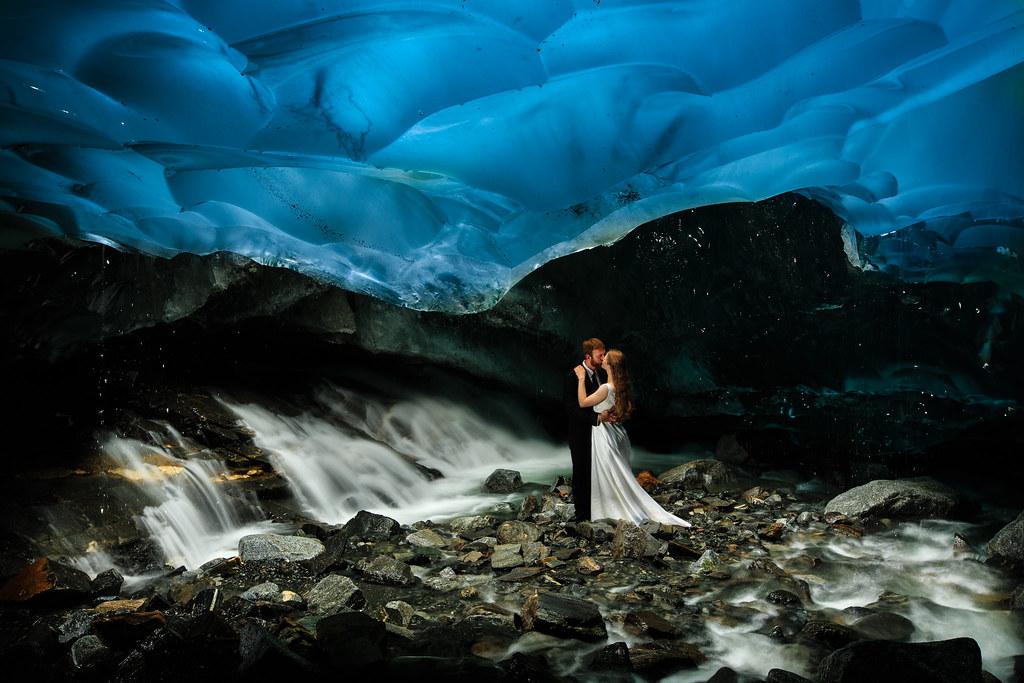 1Động băng Kamchatka có vẻ đẹp ngoài sức tưởng tượng của con người