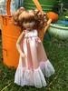 Kish with a Watering Pot (janohow) Tags: mygarden wateringpot helenkishballerinalynne