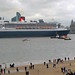 RMS Queen Mary 2 Liverpool