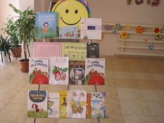 Expoziie de carte Arcadie Suceveanu i crile copilriei (Centrul Academic Eminescu) Tags: 40 academic eminescu centrul caie suceveanu grdinia