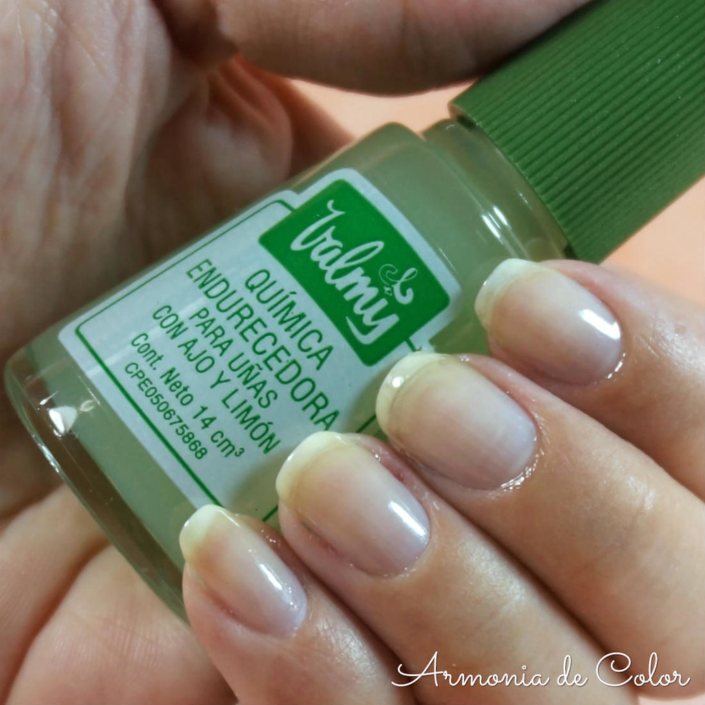 Tratamientos para uñas Valmy 6