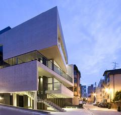 Коммерческий комплекс в Сеуле от L'eau Design