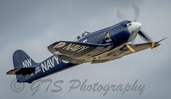 Sea Fury #3 (G&R) Tags: sea england canon flying unitedkingdom aircraft aviation airshow legends duxford fury hawker 2015 7d2