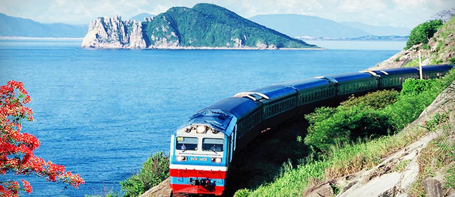 tàu hỏa Việt Nam