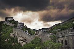 Gran Muralla China (alopezca37) Tags: china wall great greatwall muralla