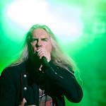 SAXON - Metaldays 2015, Tolmin