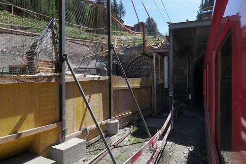 Preda - Albula Tunnel