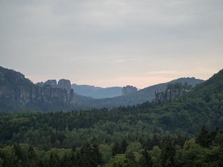 Hintere Sächsische Schweiz