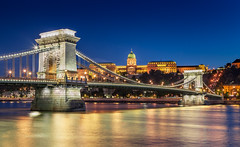 _MG_8225_web - Buda Castle and the Chain Bridge (AlexDROP) Tags: 2016 hungary budapest travel bridge panoramic ngc skyline architecture color city urban light night scape longexposure bluehour canon6d ef241054lis best iconic famous mustsee picturesque postcard hdr