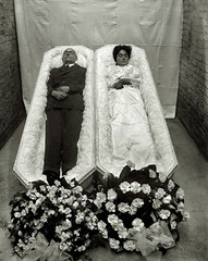 In Repose (~ Lone Wadi ~) Tags: death coffin casket funeral wake postmortem corpse deceased retro unknown