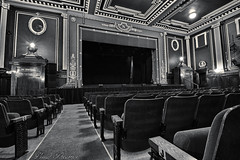 Epstein Theatre 2 (VisualTheatrics) Tags: hospital history histories historical home hdr photography theatre theatrical blackandwhite sepia buildings build building urbex liverpool landmarks leadinglines lines architecture architectural