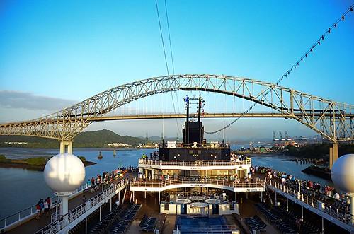Bridge of the Americas OR Puente de las Américas OR Thatcher Ferry Bridge - Panama 10