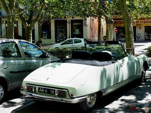 """Montélimar  - Citroën """"Déesse"""""""