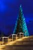 Toboggan Christmas Tree (mh218) Tags: centrallondon christmas granarysquare kingscross london occasion art artwork capital christmastree city festive innovative sculpture sledge sledges toboggan toboggans uk