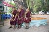 (kuuan) Tags: manualfocus mf ltm m39 canon rangefinder f2 35mm 235 f235mm canonltmf235mm ilce7 alphaa7 a7 myanmar mawlamyine mawlamyaing moulmein hpaan monks saddancave