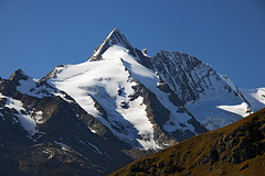 Grossglockner (Vid Pogacnik) Tags: austria grossglockner grossglocknergroup outdoor panorama landscape glacier mountainpeak mountain