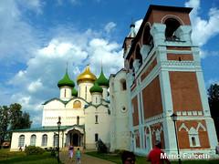 Russia: Suzdal (mariofalcetti) Tags: russia suzdal church chiesa monastero architettura città town architecture