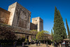 Alcazaba, Alhambra (chrisgj6) Tags: palaces unesco alcazaba worldheritage palace andalusia architecture alhambra nasrid spain granada andalucía es