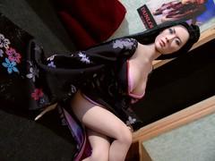Shi - Kireina Kimono Edition (Blondeactionman) Tags: