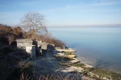 On the shores of Lake Shkodra
