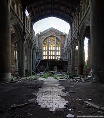 New Article: Abandoned City Methodist Church http://www.placesthatwere.com/2017/01/abandoned-city-methodist-church-gary-indiana.html #Abandonedplaces #urbanexploration #urbex #gary #indiana #urbandecay #abandonedchurch #church #ruins #modernruins #gothicr (placesthatwere) Tags: abandoned urbanexploration ghosttowns urbex rurex abandonedplaces forgottenplaces urbandecay decay beautifuldecay