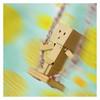 enjoy every moment  - Danbo (steffi's) Tags: danbo toy spielzeug merchandise yotsuba kiyohikoazuma figur manga kartonmännchen kartonschachtelroboter japan danbooru danbō danboard ダンボー ダンボ indooractivities objectphotography swing schaukel