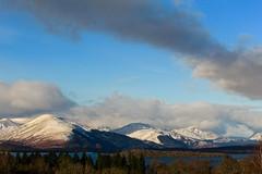 Loch Lomond, Scotland (Lander Hynd) Tags: mountains winter scotland lochlomond highlands