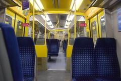 Great Northern 313053 Interior (North West Transport Photos) Tags: greatnorthern 313 class313 313053 fcc firstcapitalconnect newbarnet brel br emu britishrail electricmultipleunit train pep interior traininterior london