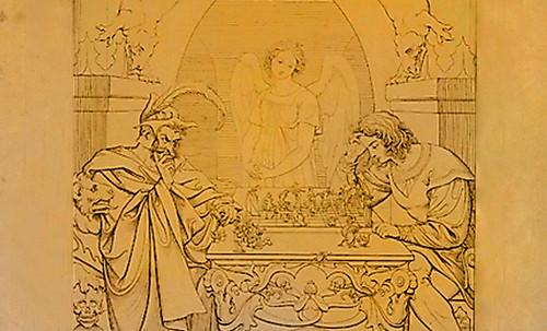 """Iconografía del medievo / Colección de alegorías y símbolos • <a style=""""font-size:0.8em;"""" href=""""http://www.flickr.com/photos/30735181@N00/32381866442/"""" target=""""_blank"""">View on Flickr</a>"""