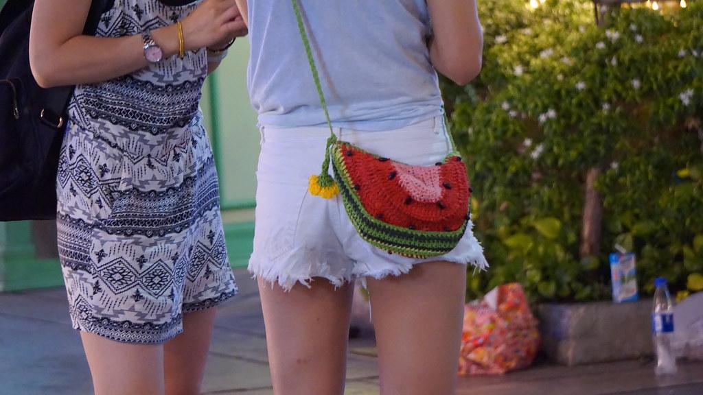 asia girl (jpp_candid) Tags: asia girl public candid sexy thai hidden pants  ass