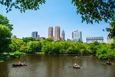 Park view of Manhattan (TheRovingPhotog) Tags: landscapes newyork ny nyc manhattan centralpark skyline cityscape