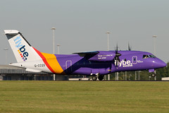 G-CCGS (GH@BHD) Tags: gccgs dornier do328 be bee log loganair flybe stn egss stanstedairport londonstanstedairport turboprop airliner aircraft aviation