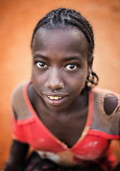 Etiopia (mokyphotography) Tags: etiopia southetiopia africa girl ragazza ritratto portrait people persone picture village villaggio eyes occhi ethnicity etnia ethnicgroup konso tribù tribe tribal