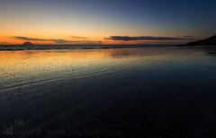 Ailsa Craig (GenerationX) Tags: longexposure sunset lighthouse beach water landscape island evening scotland sand unitedkingdom dusk scottish neil gb ripples barr ayrshire volcanicplug ailsacraig southayrshire lendalfoot canon6d rodgersisle