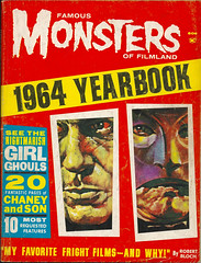 FAMOUS-MONSTERS-YEARBOOK-1964 (The Holding Coat) Tags: famousmonsters basilgogos warrenmagazines