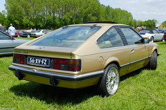 1982 Opel Monza (peterolthof) Tags: youngtimerevent2015 opel monza 56xvfz sidecode6 opelmonza peterolthof