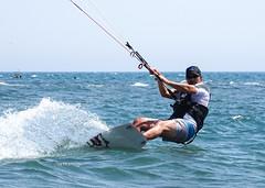 Monte Negro 2015 ((Do.Sebe)) Tags: sea kite water sport wind action kiteboarding kitesurfing watersports activity montenegro seasport slingshotkite