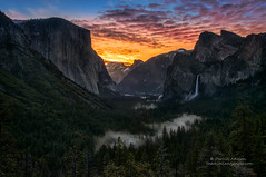 Before Dawn - Yosemite National Park (Darvin Atkeson) Tags: wallpaper mountains fall forest river waterfall nationalpark osx nevada merced calm falls sierra pines yosemite granite halfdome hd oaks elcapitan monolith towering darvin atkeson darv lynneal yosemitelandscapescom
