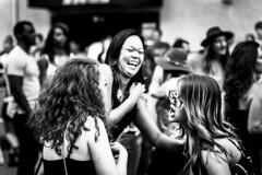 Girls... (micadew) Tags: street girls urban blackandwhite bw beautiful beauty blackwhite streetshots streetphotography streetscene blackhair bnw streetwear urbanlife girlsfun urbanshots modgirls beautifulbrunette micadew interestingmicadew