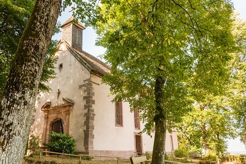 Chapelle du Mont Saint-Michel à Saint-Jean-Saverne