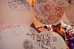 Eid prayer (Mohamed osam) Tags: feast muslim islam eid egypt east egyptian middle isa anegyptianvendoroffersballoonsforsaleattheyardofsultanhassanmosque