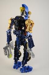 Rehua (Back view) (Ddke) Tags: lego bionicle toa rehua