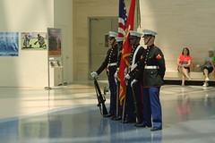 National Museum of the Marine Corps (Brian Aslak) Tags: usa usmc museum virginia triangle unitedstates military northamerica quantico princewilliamcounty nationalmuseumofthemarinecorps
