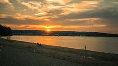 Goddard Park Sunset (Royston_Kane) Tags: ri sunset 35mm rhodeisland warwick a7 goddardpark 35mm28 sonya7