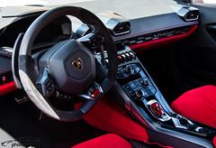 Lamborghini Huracan (scott597) Tags: ranch columbus ohio white for town interior rally huracan center lamborghini easton 2015