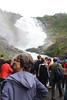 The Kjosfossen Waterfall (7) (Phil Masters) Tags: 25thjuly july2016 norwayholiday norway flåmline flamline flåmsbana flamsbana flåmsdalen flamsdalen flåmselvi moldåni flåmselviriver moldåniriver tourists waterfall flamselvi flamselviriver moldani moldaniriver thekjosfossenwaterfall thekjosfossen kjosfossen huldra